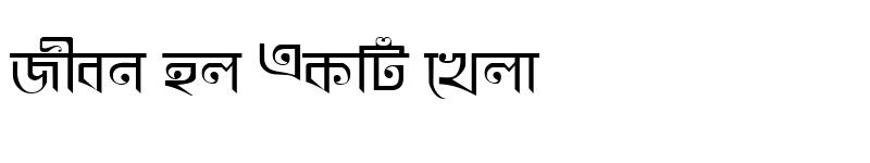 Preview of KhooaiMatraMJ Regular